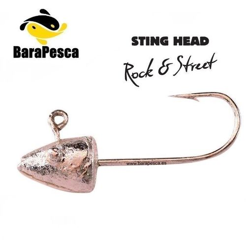 Hart RSF Sting Head