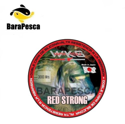 Wakasu Red Strong 3000mts